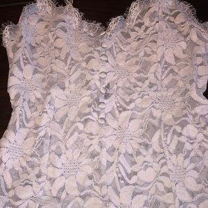 FreePeople Intimately Ladies Bedroom Date Bodysuit